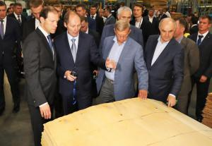 Segezha Group запустила новое производство
