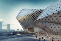 В Петербурге построят «Театр песни»
