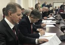 Михаил Викторов возглавил Комитет по строительству МКПП