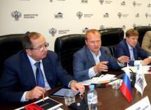 Вице-президентам НОСТРОЙ раздали полномочия