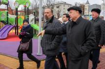 Михаил Мень побывал в Калужской области