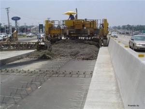 Россия прирастёт бетонными дорогами