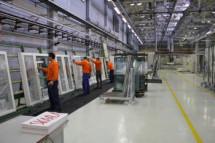 В Санкт-Петербурге открыт первый в России завод по производству окон