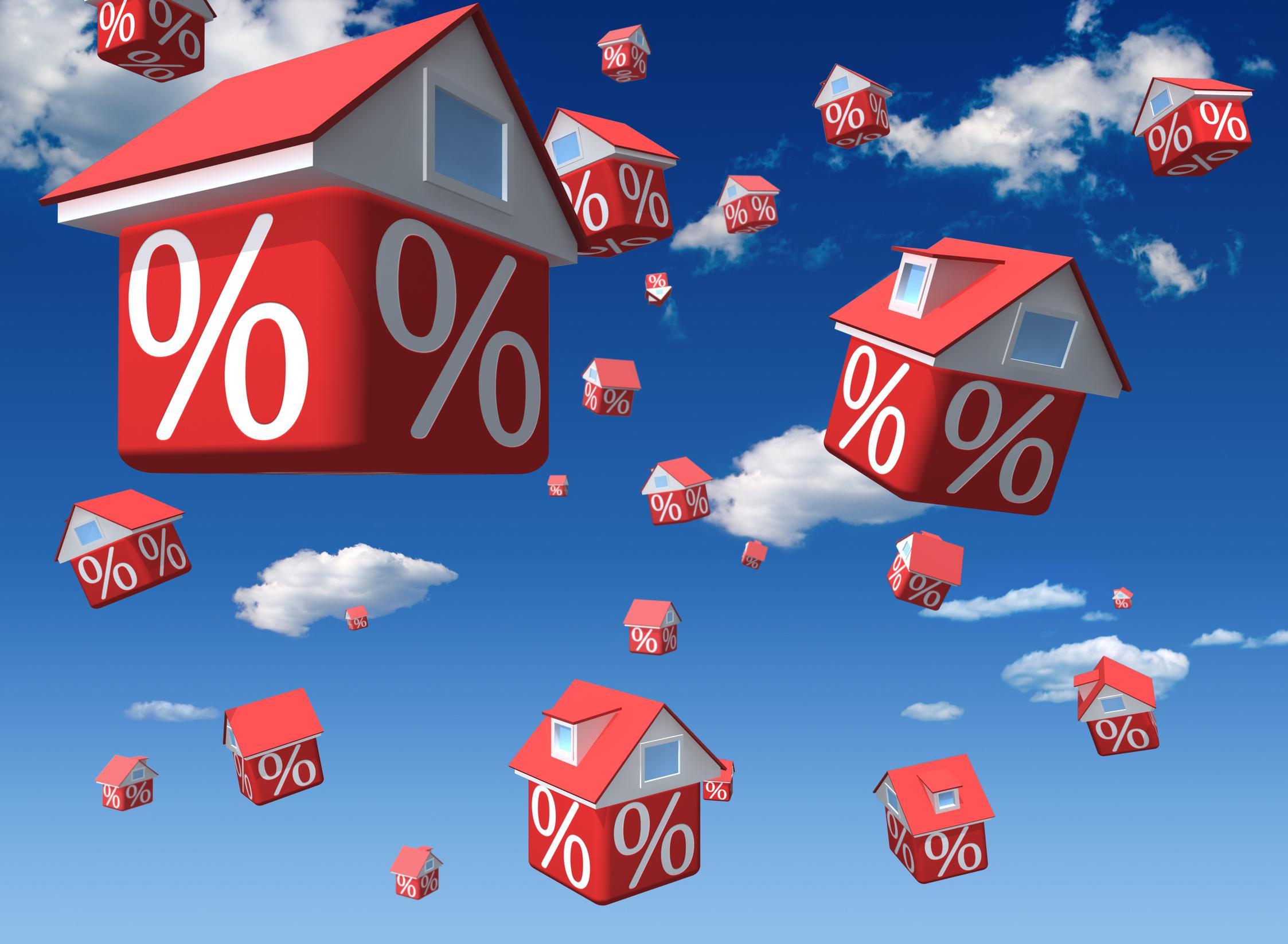 На ипотечный рынок вернулась ставка 13%?