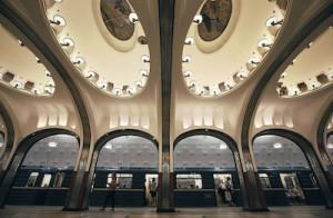 В Москве объявят конкурсы на архдизайн новых станций метро