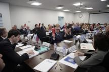 Столичные СРО подготовились к съезду