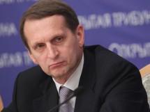 Сергей Нарышкин: Государство не свернет программы доступного жилья