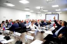 В Москве прошла окружная конференция НОСТРОЙ