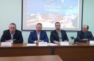 В Омске активизировалась «Опора строителей Сибири»