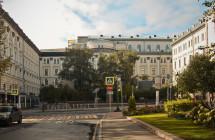 В Москве поставят памятник строителям