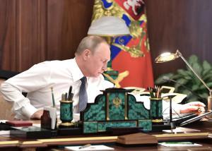 Владимир Путин озадачил правительство поручениями