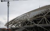 Генподрядчик стадиона «Самара Арена» заявил о хищении 2,5 миллиардов рублей