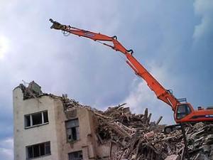 Программа сноса пятиэтажек в Москве выполнена на 80%