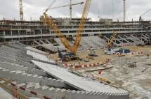 Инвесторы в Москве построят 38 спортобъектов до 2017 года