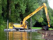 Установлены базовые цены на проектные работы по благоустройству водоемов