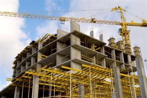 Росстат зафиксировал увеличение объемов ввода жилья