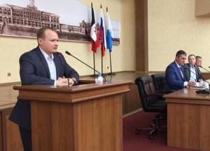 Антона Мороза делегировали в Удмуртию