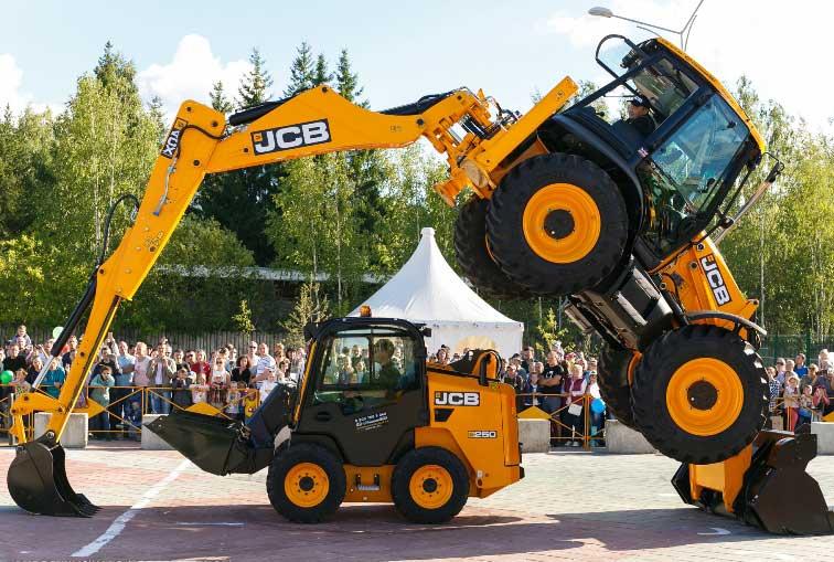В Екатеринбурге отгремел День строителя