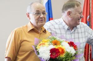 Валерий Мозолевский награждён Орденом Российского Союза Строителей «За заслуги в строительстве»