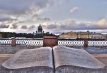 Петербургские строители будут читать стихи