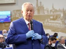 Михаил Посохин займётся вопросами саморегулирования в рамках Общественного совета при Минстрое