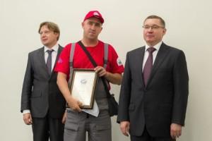 В Минстрое России наградили победителей конкурса «Строймастер — 2018»