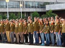 Студенческие стройотряды отправятся в Турцию и на Сахалин