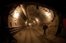 Смольный намерен ускорить строительство Фрунзенского радиуса метро
