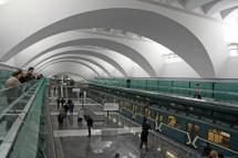 В 2016 году в Москве запустят 12 новых станций метро