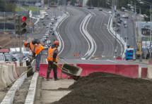На строительстве столичных дорог выявлено более 500 нарушений