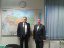 Подземные строители Петербурга и Владивостока готовы к сотрудничеству