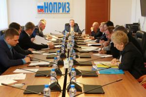 Михаил Посохин обозначил оперативные задачи деятельности НОПРИЗ