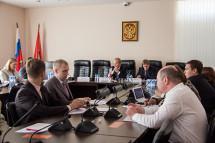 Состоялось заседание комитета НОСТРОЙ по строительству объектов энергетики