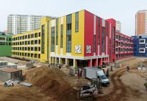 Самую большую школу в России построят за 3 миллиарда рублей