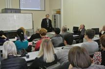 Во Владивостоке прошел обучающий курс «Эксперт в области саморегулирования в строительстве»