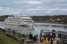 В Ленинградской области стартовало строительство пристаней