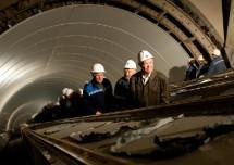 Власти Петербурга расторгают контракты с «Метростроем»