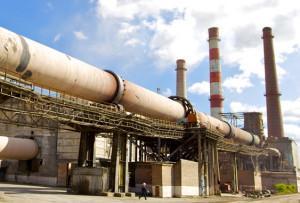 В Красноярске запустили производство дорожного цемента