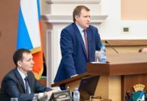 Максим Федорченко решил помочь застройщикам