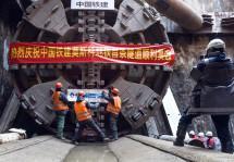 Китайцы желают строить петербургское метро
