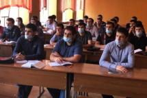 Дагестанским студентам рассказали о саморегулировании