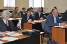 Члены НОПРИЗ СЗФО готовятся к окружной конференции
