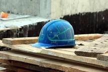 На красноярской стройке разбился рабочий