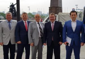 Глава «Сахалинстроя» призвал к соучастию министра по развитию Дальнего Востока