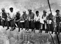 О строителях снимают кино
