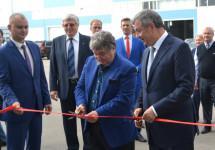 В Калужской области открыли завод специализированных материалов для строительной индустрии