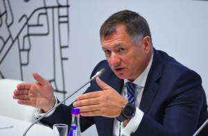 Марат Хуснуллин подвёл итоги Moscow Urban Forum 2017