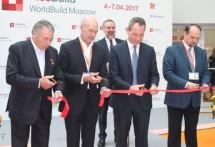 В Москве открылась MosBuild-2017