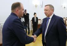 Петербург и Кишинев будут сотрудничать в сфере градостроительства