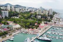 На Кубани запретили строительство жилья в прибрежной зоне